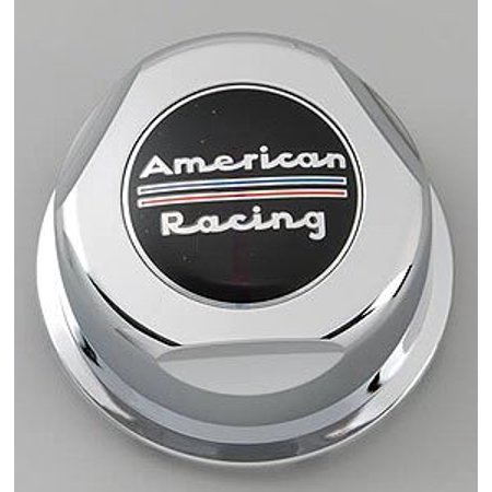 American Racing 1307100 Chrome Wheel Center Cap American Racing Wheels Caps