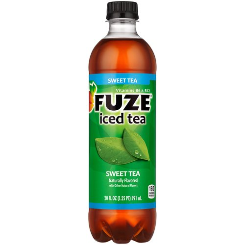 Fuze Iced Tea Sweet Tea, 20 fl oz