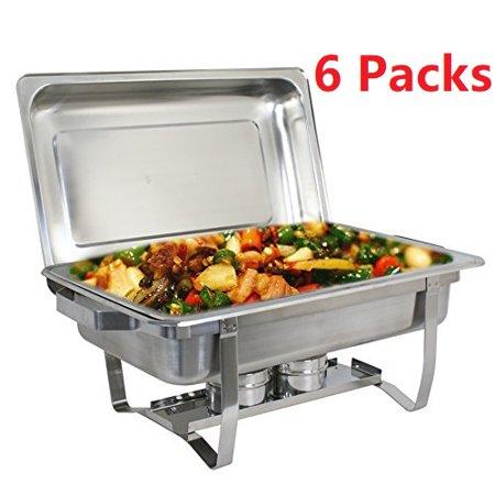 Chafing Dish Rack Mesmerizing Chafing Dish Buffet SetsSet Of 60Chafing Dishes Aluminum