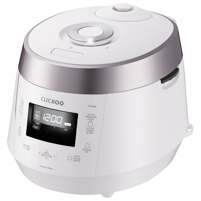 Cuckoo Electric Heating Pressure Rice Cooker CRP-P1009SW