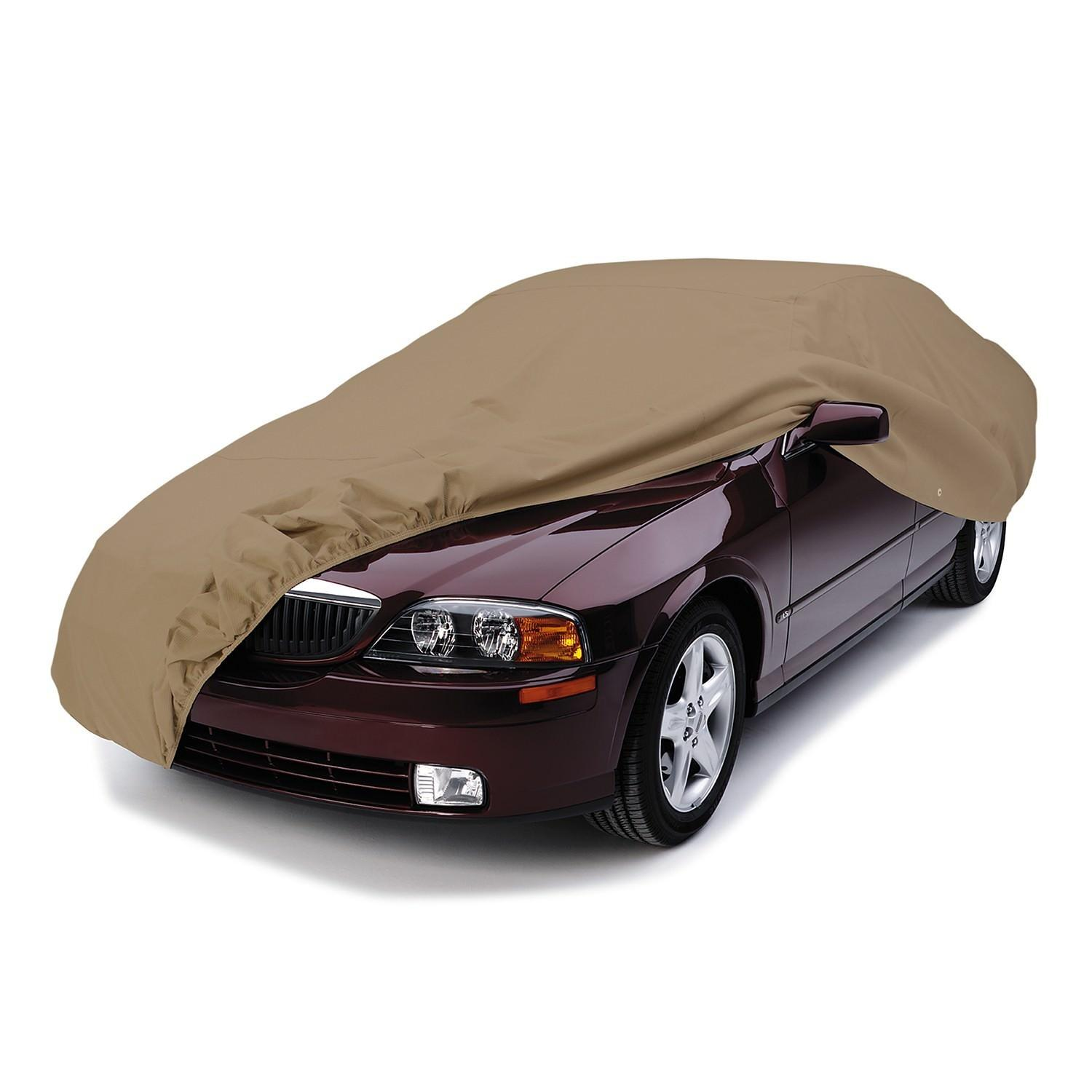 "Wolf Ready-Fit Car Cover Block-It 380 Series  | Semi Custom Fit | Fits: Station Wagon |15' 9"" to 16' 7"" Long 