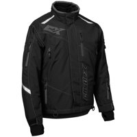 Castle X Thrust G2 Mens Snow Jacket Black/Dark Gray