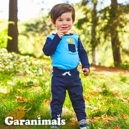 Garanimals Newborn Baby Boy Fall Mix and Match Collection