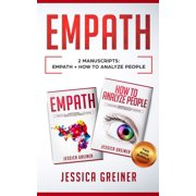 Empath: 2 Manuscripts: Empath And How To Analyze People (Paperback)