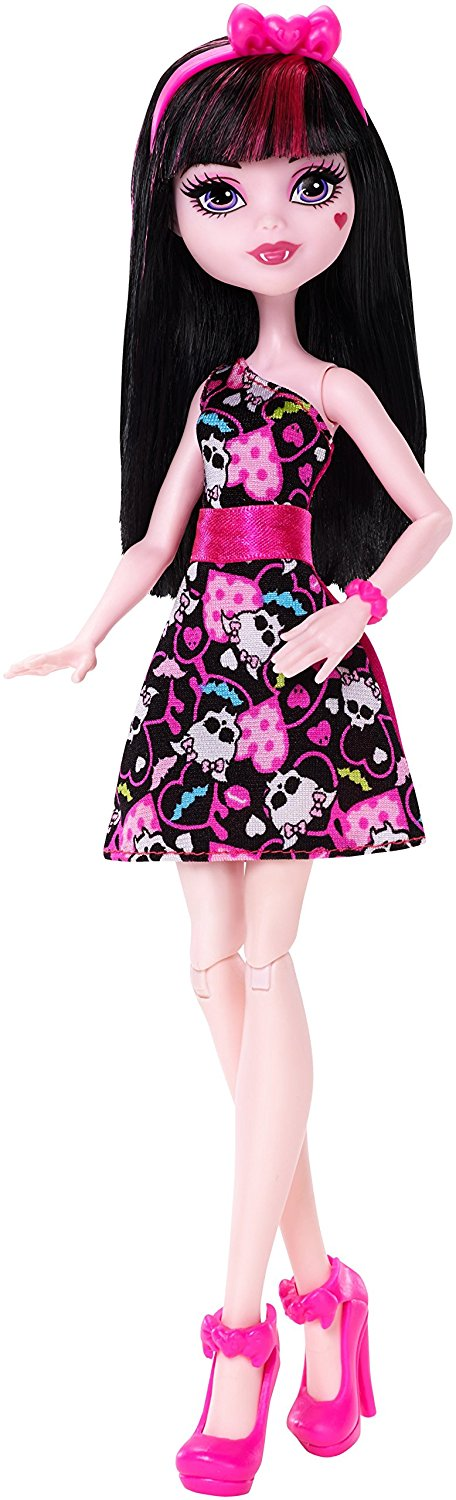 Draculaura Doll..., By Monster High Ship from US by