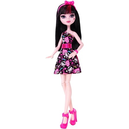 Draculaura Doll..., By Monster High Ship from US](Monster High Clearance)