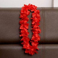 KABOER 40 INCH Hawaiian Flower Lei for Luau Party - Bulk Set of Floral Necklace Leis Vibrant Colors Assortment for Party Favors, Garland Decorations or Ornaments for Any Occasion