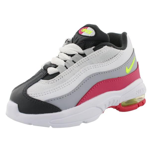 Caprichoso fósil Ingenieros  Nike - Nike Air Max 95 Baby Girls Shoes - Walmart.com - Walmart.com