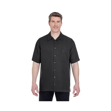 UltraClub Men's Cabana Breeze Camp Shirt, Style 8980