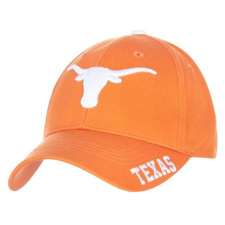 Men's Texas Orange Texas Longhorns Kingman Adjustable Hat - OSFA (Texas Longhorn Hats)