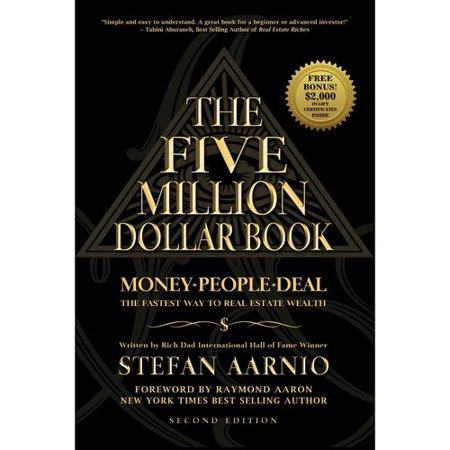 The Five Million Dollar Book  Money People Deal  The Fastest Way To Real Estate Wealth