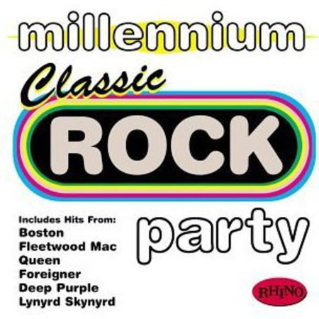 Millennium Classic Rock Party / Various (CD) (Classic Rock Birthdays)