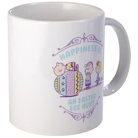 - CafePress - Peanuts Easter Egg Hunt Mug - Unique Coffee Mug, Coffee Cup CafePress