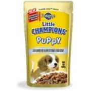 Pedigree Little Champions Chicken Flavor Wet Dog Food, 5.3 Oz, 24 Pk