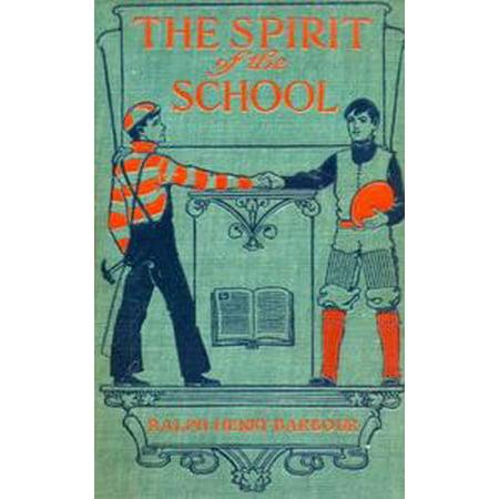 The Spirit of the School - eBook](School Spirit Items Cheap)