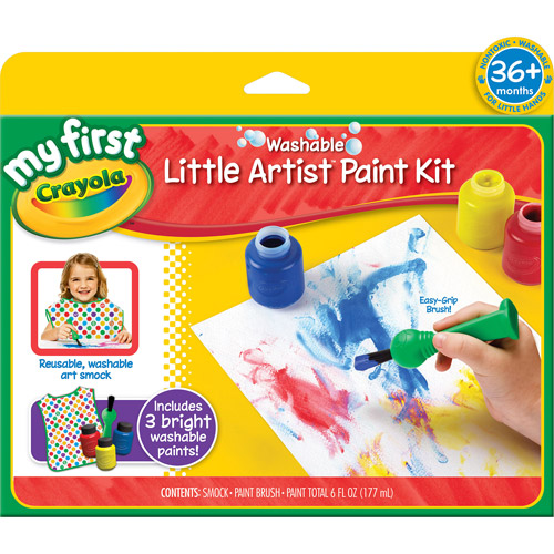 My First Crayola Painting Kit