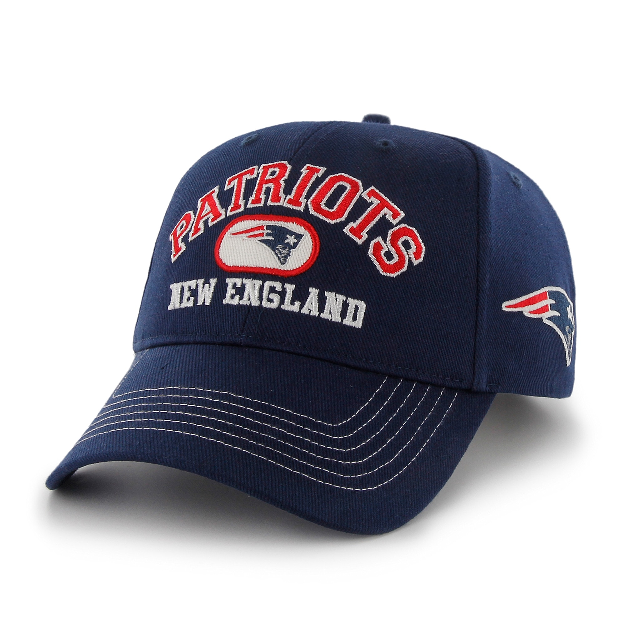 NFL New England Patriots Draft Cap / Hat by Fan Favorite