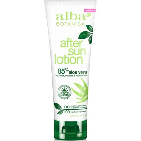Hain Celestial Group Alba Botanica Very Emollient After Sun Lotion, 8