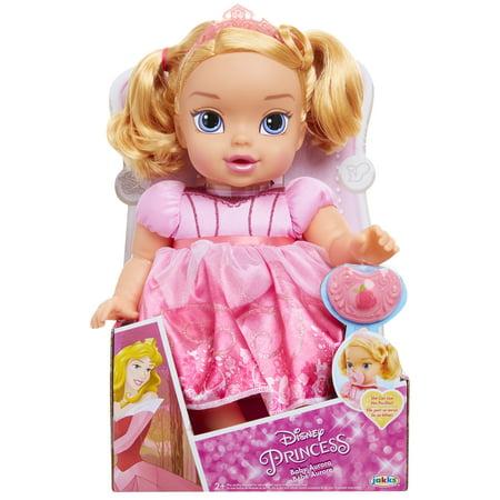 Disney Princess Deluxe Baby Aurora - Disney Princess Aurora