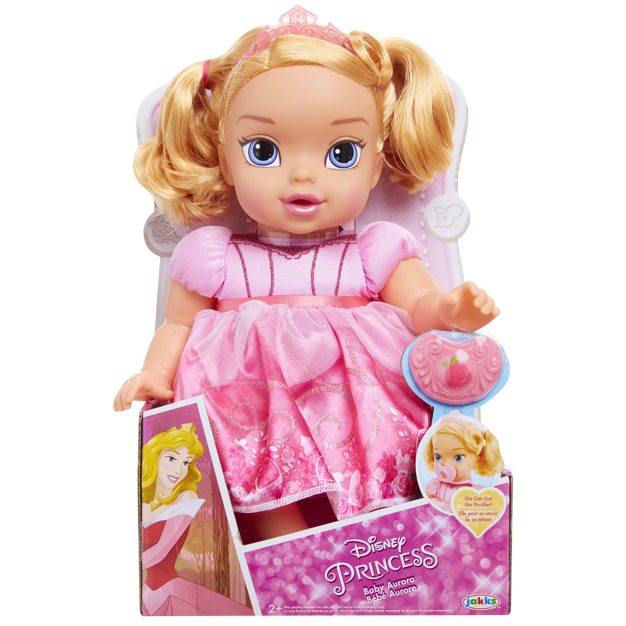 Disney Princess Deluxe Baby Aurora