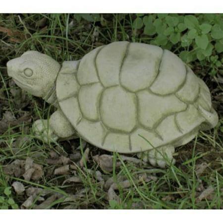 Turtle Garden Statue ()