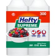 Hefty® Supreme 12 oz. Bowls 300 ct Bag