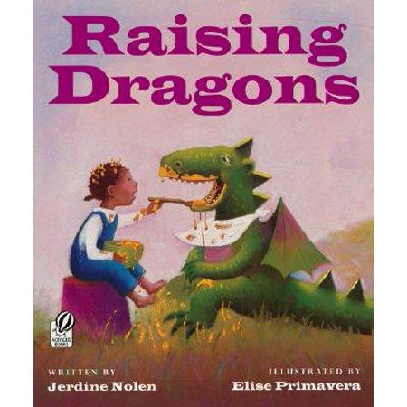 Raising Dragons - Raised Dragon