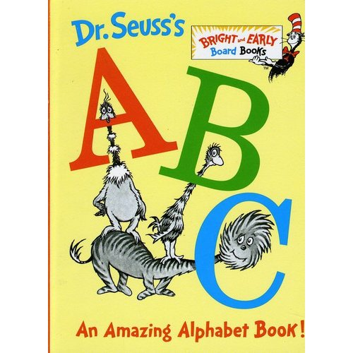 Dr Seuss's ABC: An Amazing Book