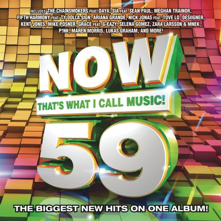 Now 59  Thats What I Call Music