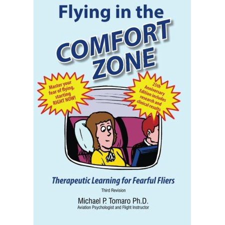 Flying In The Comfort Zone  Therapeutic Learning For Fearful Flyers