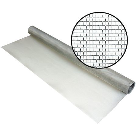 Phifer 3000776 Aluminum Door and Window Screen, 48 in.x50 ft.