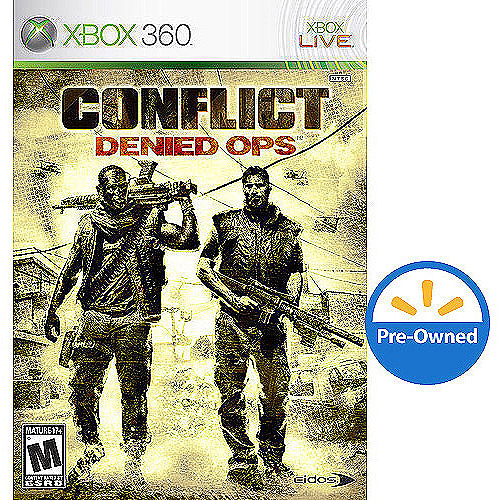 Conflict: Denied Ops (Xbox 360) - Pre-Owned