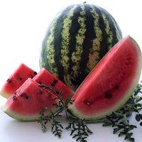 Organic Crimson Sweet Watermelon Seeds - 2 g ~25 Seeds - Non-GMO, Open Pollinated, Heirloom, Vegetable / Fruit Gardening Seeds