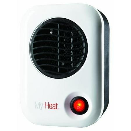 MyHeat 200W Personal Ceramic Heater - White - image 1 de 1