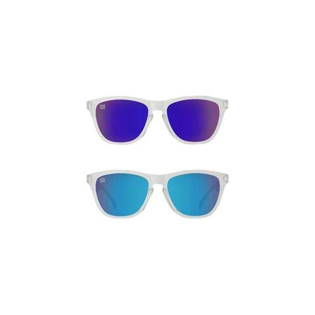 2e900c297c8 Blenders - Blenders Natty Ice - Natty Mcnasty Pack Sunglasses with  Microfibre Pouches - Walmart.com