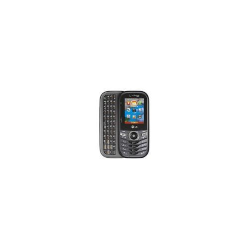 LG VN251S Cosmos 3, Verizon Wireless (Black)