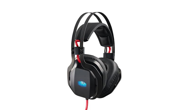 cooler master masterpulse mh750 gaming headset virtual 7 1 usb 2 0 rgb ear cups hidden mic. Black Bedroom Furniture Sets. Home Design Ideas