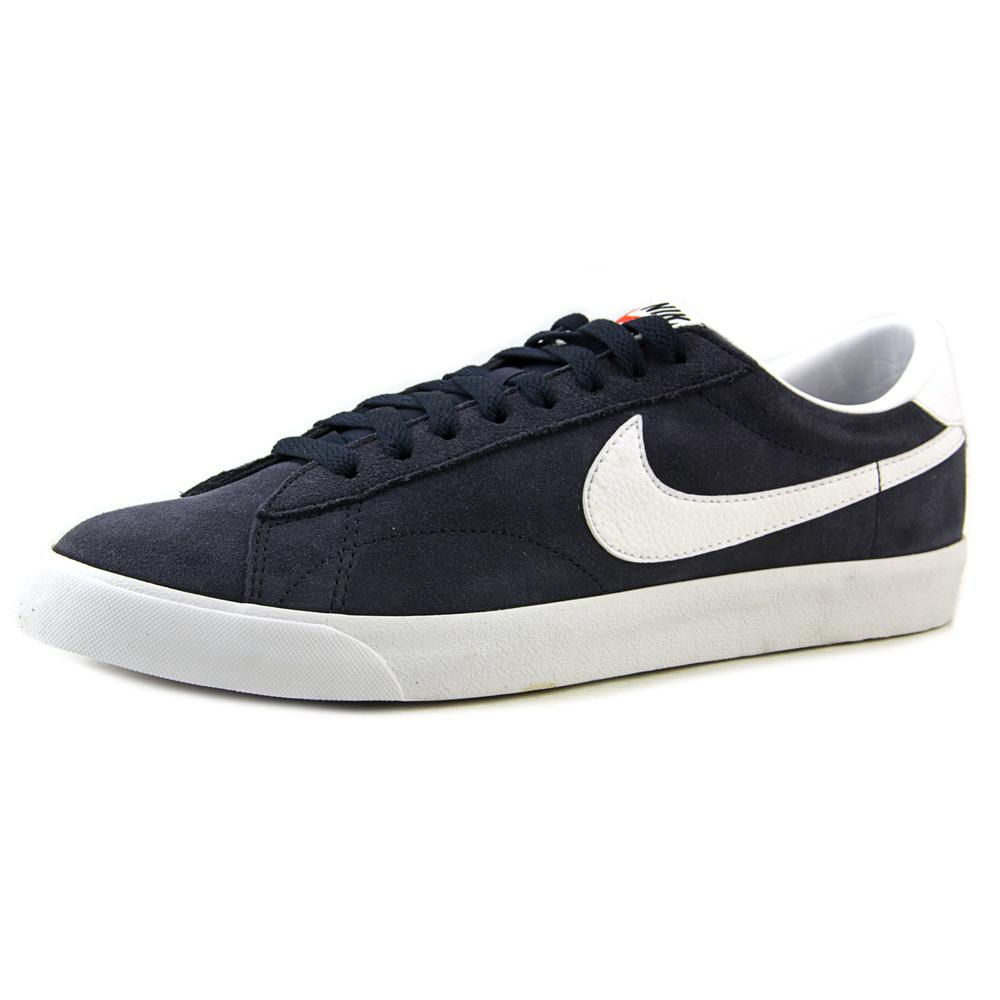 nike tennis classic ac toe leather tennis shoe