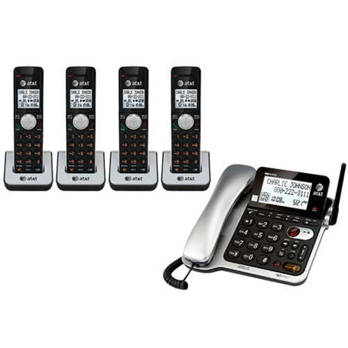 AT&T CL84402 Cordless Phone by AT&T