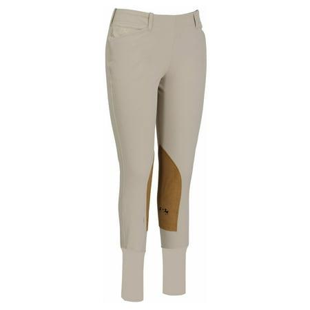 Equine Couture Ladies Coolmax Side Zip - Side Zip Breeches