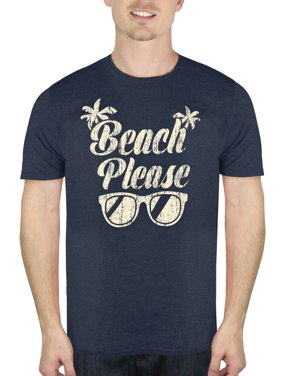 2da7583f95 Product Image Men s Beach Please Graphic T-Shirt