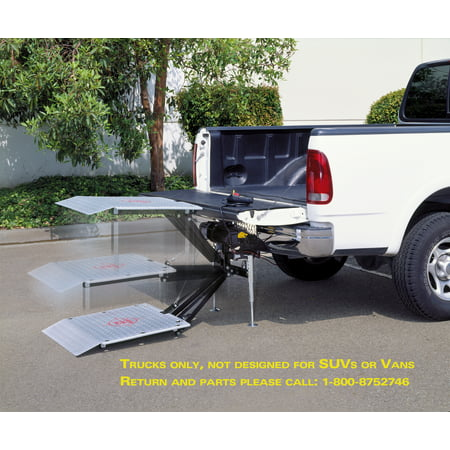 Larin Heavy Duty 12V DC Motorized Hitch Lift Motorized Heavy Duty Aluminum Shutters