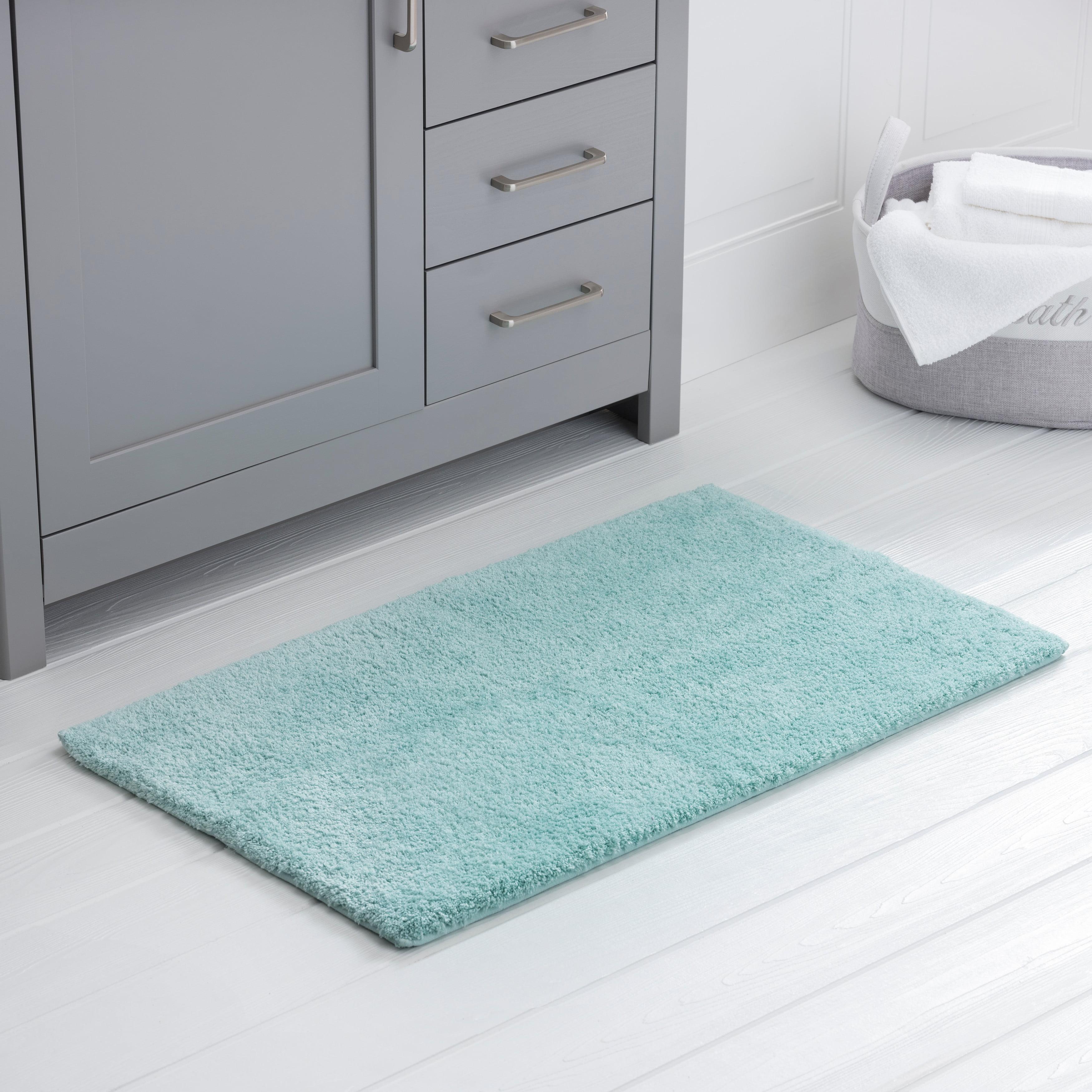 Better Homes & Gardens Polyester Multiply Drylon Bath Rug, 1 Each