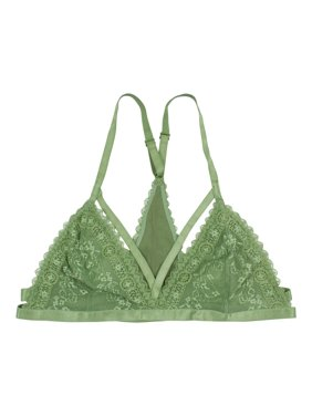 adb18ce69e Product Image TOLD Clothing Cage Front Racerback Lace Bralette Bra