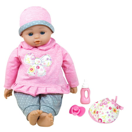 Lissi Doll - Baby Alexa, 16 Inches