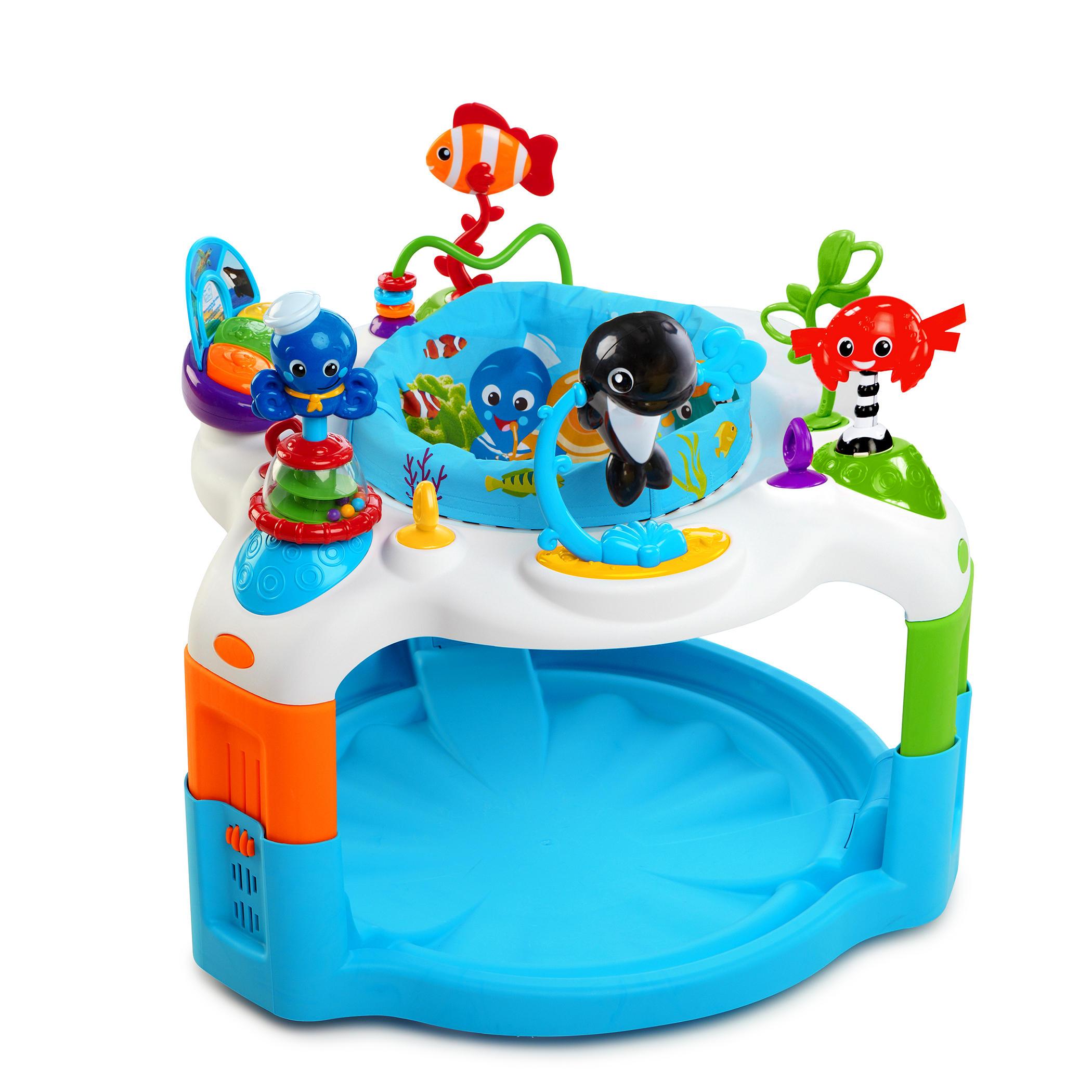 Baby Einstein Rhythm of the Reef Activity Saucer - Walmart.com