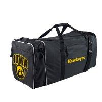 "NCAA Iowa Hawkeyes ""Steal"" 12""H x 28""L x 11"" W Duffel Bag"