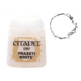 Citadel Drybrush: Praxeti White, Praxeti White Dry Acrylic Paint 12ml Bottle Citadel Games Workshop By Games Workshop