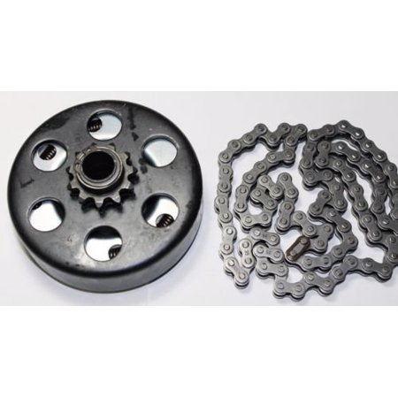 NEW CLUTCH AND CHAIN ASSEMBLY for MOTOVOX MBX10, MBX11 79CC MINI BIKE
