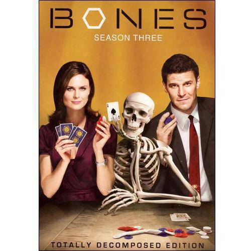 Bones: Season 3 - Totally Decomposed Edition (Widescreen)